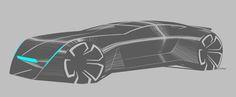 Cadillac Sketch