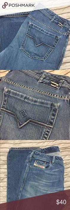 Diesel Men's Jeans Like new. Excellent condition. Diesel Jeans Slim Straight