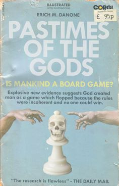 """Scarfolk Council: """"Pastimes of the gods. Is mankind a board game? Public Information, Magic Words, Twisted Humor, Book Title, Board Games, Books To Read, Corgi, Funny Quotes, Memories"""