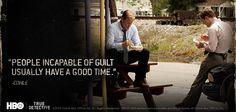 True Detective Rust Cohle