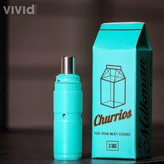 A new flavor from The Milkman coming soon~ #vape #vapeon #vapelife