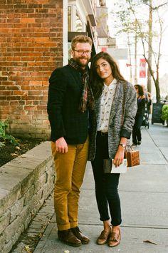 Fall Street Style in Toronto