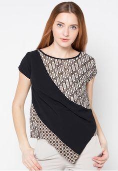 Model-Baju-Batik-Kombinasi-Terbaru.jpg (346×500)