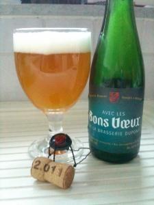 Bons Voeux (Brasserie Dupont)