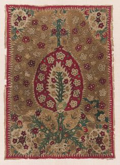 Embroidery Greek 18th century
