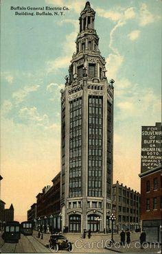 Buffalo General Electric Co. Building