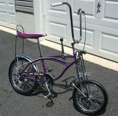 Old Bicycle, Cruiser Bicycle, Old Bikes, Bicycle Art, Bmx, Banana Seat Bike, Old School Chopper, Push Bikes, Chopper Bike