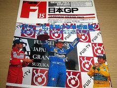 AYRTON SENNA Nigel Mansell F1 Ferrari McLaren HONDA 1992 Rare Magazine Japan 34