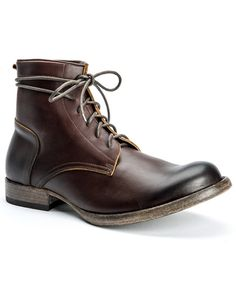 Spotted this Peter Nappi Men's Rocco Leather Ankle Boot on Rue La La. Shop (quickly!).