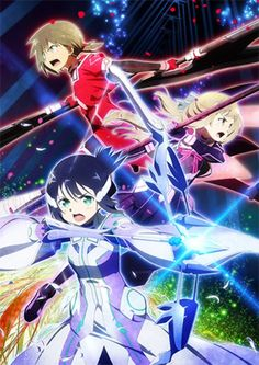 'Yuki Yuna is a Hero' Anime Feature Reveals First Trailer