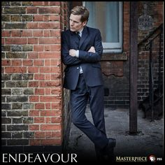 Endeavour is a British television detective drama series set in the . It is a prequel to the long-running Inspector Morse and, like that series, is set primarily in Oxford. Endeavour Tv Series, Endeavour Morse, Inspector Lewis, Tv Detectives, Famous Detectives, Laurence Fox, Shaun Evans, Tv Show Quotes, Television Program