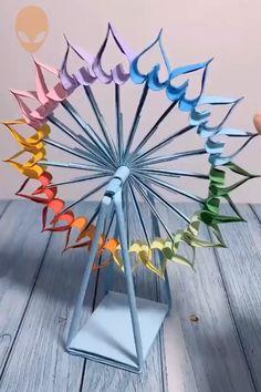 Diy Discover diy art 10 Fun and Easy Origami Inspirations DIY Tutorials Videos Instruções Origami Paper Crafts Origami Paper Crafts For Kids Diy Paper Origami Videos Oragami Simple Origami Diy For Kids Flower Crafts Kids Diy Crafts Hacks, Diy Crafts For Gifts, Easy Diy Crafts, Diy Arts And Crafts, Diy Projects, Creative Crafts, Creative Ideas, Art Crafts, Fun Diy