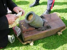 new zealand coehorn mortar - Google Search
