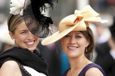 You can still get tickets for the Grand Stand at Royal Ascot and join the great and the good of London town at one of the social events of the season. Just look at the hats!