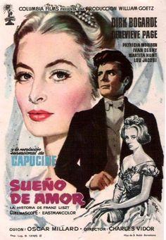 1960 / Sueño de amor - Song Without End
