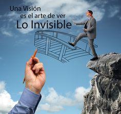 Ten una visión de tu futuro y encamínate hacia él. Despierta! A la Vida!