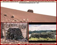 natural anomalies | Strange ruins / pile of stones on Mars - Conspiracy Cafe Home