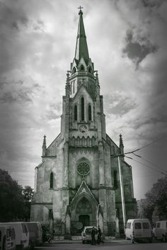 The Church of the Holiest Heart of Christ