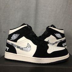 air jordan black and white$130~$180 Black Moon, Black And White, Classic Toys, Air Jordans, Sneakers Nike, Shopping, Shoes, Fashion, Nike Tennis