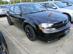 2014 Dodge Avenger SEV6 SE V6 4dr Sedan Sedan 4 Doors Black Clearcoat for sale in Spring, TX Source: http://www.usedcarsgroup.com/used-dodge-for-sale-in-spring-tx