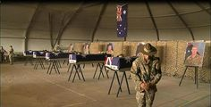 """A sad day in Australia...5 Australian """"Diggers"""" (military) were killed August 30th in Afghanistan. In the first incident, a man in Afghan National Army (ANA) uniform shot dead three soldiers and wounded another two from the Australian Mentoring Task Force Five at a patrol base in the Baluchi Valley. In the second, two special forces soldiers died when a US helicopter rolled over as it landed during an operation in Helmand province. #yankinaustralia #australia"""