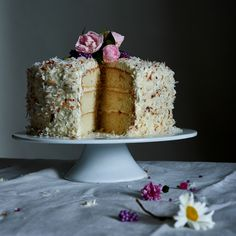 F for Food: The World's Most Amazing Coconut Cake