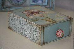 Boxes handmade. Fair Masters - handmade. Buy Soak up the atmosphere of romance -prodano!. Handmade. Mint