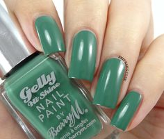 Barry M - Gelly Hi Shine - Cardamom 30