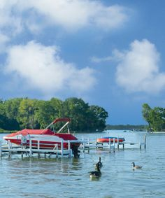 NEWPORT COVE   The Chain O' Lakes Floats Your Boat!   http://newportcoveonline.com