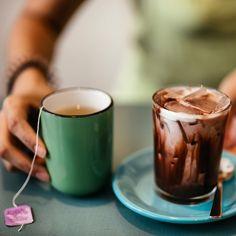 小さいけどおしゃれでかわいいカフェ!