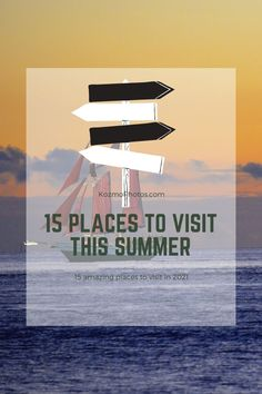Looking for your summer adventure? Check out these 15 amazing places throughout the US. From coast to coast we have listed the top 15 places to see this year. Will You Go, Amazing Places, Cool Places To Visit, The Good Place, The Past, Coast, Adventure, Summer, Check