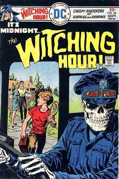 witching hour comic - Google Search
