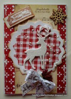 Odette's kaartenhoekje: Jinglebells