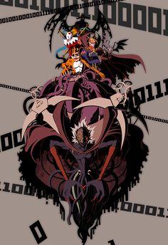 villains digimon adventure 01