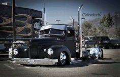 Custom International Trucks