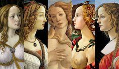 Simonetta Vespucci: Botticelli's muse.