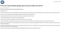 damage caps