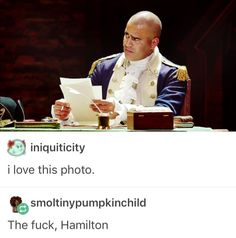 George Washington brought to you by Christopher Jackson