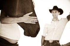 Cowboy maternity