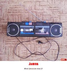 "Rádiomagnetofón - tzv. ""Dvojčák"" Retro 2, Retro Vintage, Good Old Times, Hungary, Budapest, Childhood Memories, Poland, 1, Craft"