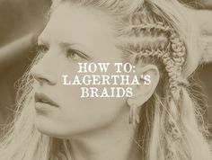 Lagertha vikings hair google search hair pinterest viking lagertha hair its awesome maybe this summer ccuart Images