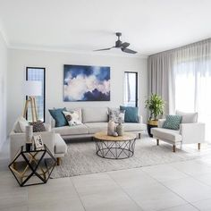 Living room ideas and inspiration Gold Coast interior design Custom made . - Living room ideas and inspiration Gold Coast interior design Custom made space … – Muebles # li - Home Living Room, Interior Design Living Room, Living Room Designs, Living Room Furniture, Living Room Decor, Lounge Room Designs, Living Room Artwork, Artwork For Home, Studio Interior