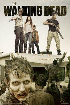 The Walking Dead Saison 2 - Bien meilleure que la première, j'ai vraiment beaucoup aimé, bien que je ne sois pas fan plus que ça des Zombies ^^. Heureusement, ils ne volent pas la vedette aux humains ;)