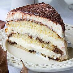 Tort Cappuccino | Kwestia Smaku