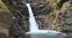 Cascade de Lance Colmars campingcar Location Camping Car, Excursion, Waterfall, Outdoor, Natural Park, Outdoors, Waterfalls, Outdoor Games, Rain