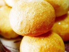 朝食&ランチ♪丸く作って簡単☆HB塩パンの画像
