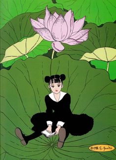 Kai Fine Art is an art website, shows painting and illustration works all over the world. Art Manga, Art Anime, Pretty Art, Cute Art, Art Inspo, Bel Art, Art Mignon, Art Asiatique, Art Japonais