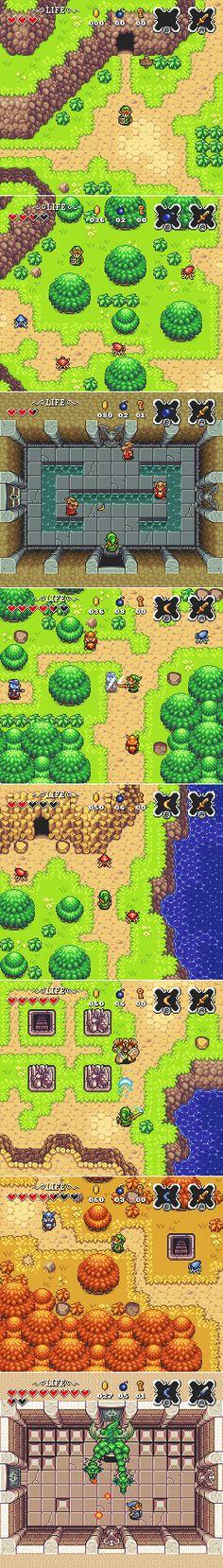 Legend of Zelda Remake