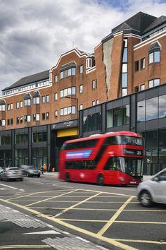 Artist Alex Chinneck Installs Ripped Brick Facade on London Building | Netfloor USA