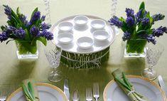 Passover Entertaining Centerpiece